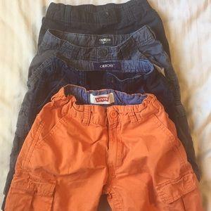 Other - 4 Boys cargo shorts bundle